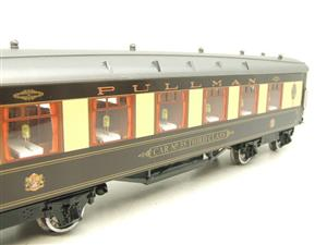 "Darstaed O Gauge Parlour 3rd ""Car No 35 Third Class"" Grey Roof Pullman Coach Boxed image 10"