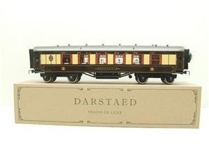 "Darstaed O Gauge Parlour 1st ""Minerva"" Grey Roof Pullman Coach Boxed image 1"