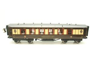 "Darstaed O Gauge Parlour 1st ""Minerva"" Grey Roof Pullman Coach Boxed image 5"
