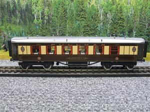 "Darstaed O Gauge Parlour 1st ""Minerva"" Grey Roof Pullman Coach Boxed image 9"