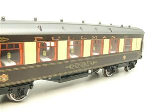 "Darstaed O Gauge Parlour 1st ""Minerva"" Grey Roof Pullman Coach Boxed image 10"
