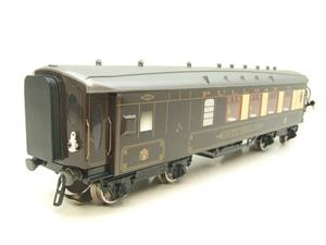 "Darstaed O Gauge Parlour Brake 3rd ""Car No 65"" Grey Roof Pullman Coach image 2"