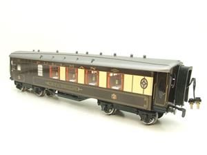 "Darstaed O Gauge Parlour Brake 3rd ""Car No 65"" Grey Roof Pullman Coach image 3"