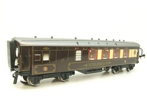 "Darstaed O Gauge Parlour Brake 3rd ""Car No 65"" Grey Roof Pullman Coach image 4"