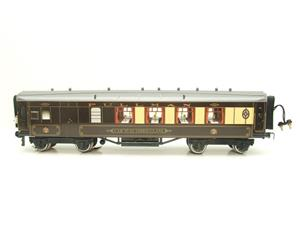 "Darstaed O Gauge Parlour Brake 3rd ""Car No 65"" Grey Roof Pullman Coach image 5"