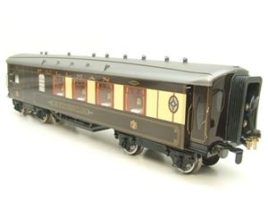 "Darstaed O Gauge Parlour Brake 3rd ""Car No 65"" Grey Roof Pullman Coach image 6"