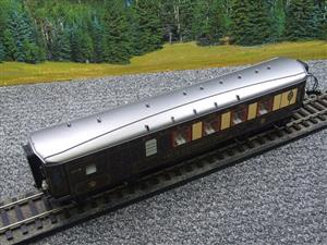 "Darstaed O Gauge Parlour Brake 3rd ""Car No 65"" Grey Roof Pullman Coach image 7"