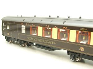 "Darstaed O Gauge Parlour Brake 3rd ""Car No 65"" Grey Roof Pullman Coach image 8"