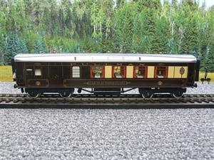 "Darstaed O Gauge Parlour Brake 3rd ""Car No 65"" Grey Roof Pullman Coach image 9"