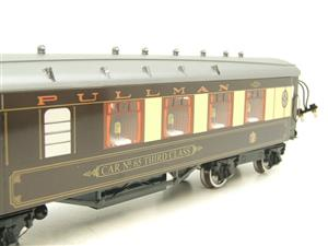 "Darstaed O Gauge Parlour Brake 3rd ""Car No 65"" Grey Roof Pullman Coach image 10"