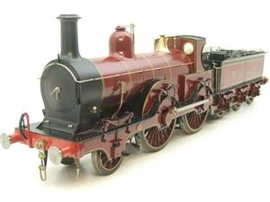 Gauge 1 Brass Fine Scale Victorian Connection MR Kirtley 2-4-0 Loco & Tender R/N 814 Electric 2 Rail image 2
