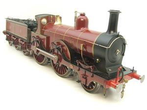 Gauge 1 Brass Fine Scale Victorian Connection MR Kirtley 2-4-0 Loco & Tender R/N 814 Electric 2 Rail image 6