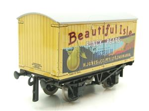 "Ace Trains Horton Series O Gauge Private Owner ""Beautiful Isle Pears"" Van Grey Roof Boxed image 2"