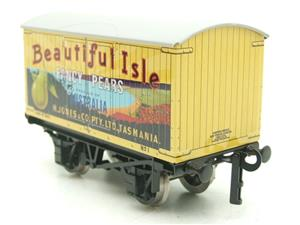 "Ace Trains Horton Series O Gauge Private Owner ""Beautiful Isle Pears"" Van Grey Roof Boxed image 6"