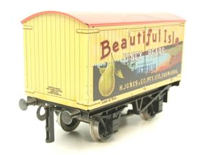 "Ace Trains Horton Series O Gauge Private Owner ""Beautiful Isle Pears"" Van Red Roof Boxed image 2"