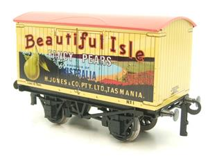 "Ace Trains Horton Series O Gauge Private Owner ""Beautiful Isle Pears"" Van Red Roof Boxed image 3"