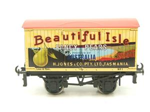 "Ace Trains Horton Series O Gauge Private Owner ""Beautiful Isle Pears"" Van Red Roof Boxed image 5"