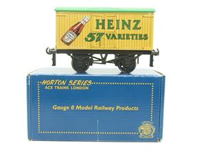 "Ace Trains Horton Series O Gauge Private Owner ""Heinz 57"" Van Boxed image 1"