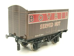 "Ace Trains Horton Series O Gauge Private Owner ""Bovril"" Van Boxed image 2"