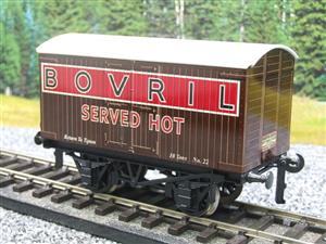 "Ace Trains Horton Series O Gauge Private Owner ""Bovril"" Van Boxed image 3"