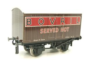 "Ace Trains Horton Series O Gauge Private Owner ""Bovril"" Van Boxed image 4"