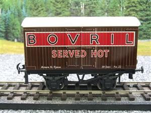 "Ace Trains Horton Series O Gauge Private Owner ""Bovril"" Van Boxed image 5"