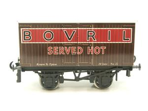 "Ace Trains Horton Series O Gauge Private Owner ""Bovril"" Van Boxed image 9"
