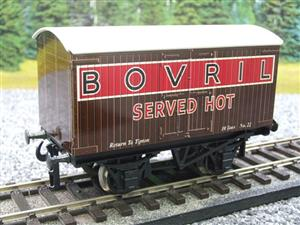 "Ace Trains Horton Series O Gauge Private Owner ""Bovril"" Van Boxed image 10"