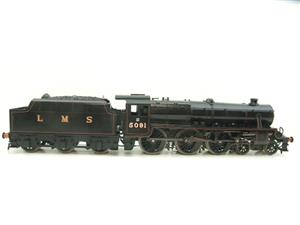 "Gauge 1 Accucraft LMS ""Black Five"" 4-6-0 Loco & Tender R/N 5091 Electric/Battery 2 Rail Fine Scale image 1"