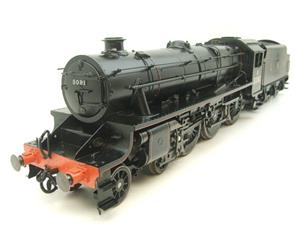 "Gauge 1 Accucraft LMS ""Black Five"" 4-6-0 Loco & Tender R/N 5091 Electric/Battery 2 Rail Fine Scale image 2"