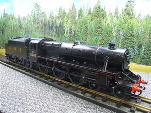 "Gauge 1 Accucraft LMS ""Black Five"" 4-6-0 Loco & Tender R/N 5091 Electric/Battery 2 Rail Fine Scale image 3"