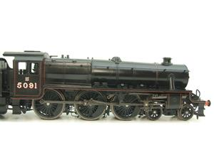 "Gauge 1 Accucraft LMS ""Black Five"" 4-6-0 Loco & Tender R/N 5091 Electric/Battery 2 Rail Fine Scale image 4"