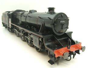 "Gauge 1 Accucraft LMS ""Black Five"" 4-6-0 Loco & Tender R/N 5091 Electric/Battery 2 Rail Fine Scale image 6"