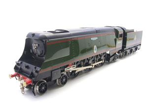 "Ace Trains O Gauge E9 Bulleid Pacific BR Green ""Tangmere"" R/N 34067 Bxd Elec 2/3 Rail image 6"