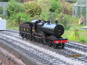 Gauge 1 Barrett Engineering Midland/LMS Class 2P Live Steam Spirit