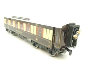 "Darstaed O Gauge Kitchen 1st ""Joan"" Ivory Roof Pullman Coach Lit Interior 2/3 Rail Boxed image 2"