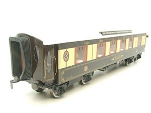 "Darstaed O Gauge Kitchen 1st ""Joan"" Ivory Roof Pullman Coach Lit Interior 2/3 Rail Boxed image 6"