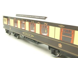 "Darstaed O Gauge Kitchen 1st ""Joan"" Ivory Roof Pullman Coach Lit Interior 2/3 Rail Boxed image 7"