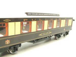 "Darstaed O Gauge Kitchen 1st ""Joan"" Ivory Roof Pullman Coach Lit Interior 2/3 Rail Boxed image 9"