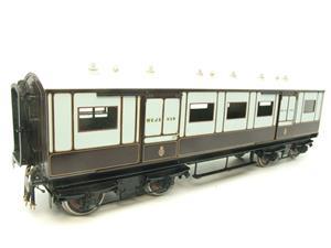 "Gauge 1 Brass The Finescale Locomotive Company WCJS ""TPO"" Coach RN 339 W/Net Apparatus Bxd image 4"