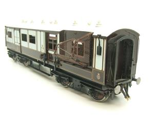 "Gauge 1 Brass The Finescale Locomotive Company WCJS ""TPO"" Coach RN 339 W/Net Apparatus Bxd image 6"