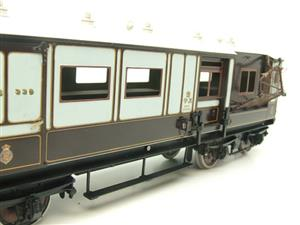 "Gauge 1 Brass The Finescale Locomotive Company WCJS ""TPO"" Coach RN 339 W/Net Apparatus Bxd image 7"