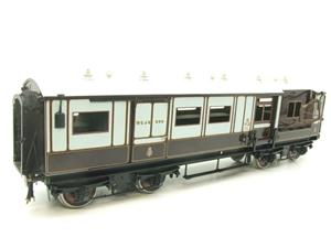 "Gauge 1 Brass The Finescale Locomotive Company WCJS ""TPO"" Coach RN 339 W/Net Apparatus Bxd image 10"
