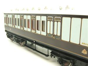 Gauge 1 Brass The Finescale Locomotive Company L&NWR Non Corridor 3rd Class Brake Coach R/N 6543 Bxd image 8