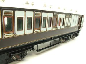 Gauge 1 Brass The Finescale Locomotive Company L&NWR Non Corridor 3rd Class Brake Coach R/N 6543 Bxd image 10