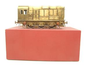 Sancheng Finescale Brass O Gauge 08 Shunter Diesel Loco Electric 2 Rail image 1