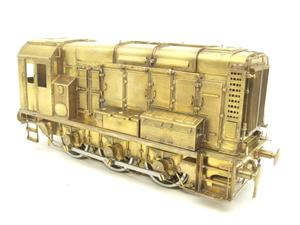 Sancheng Finescale Brass O Gauge 08 Shunter Diesel Loco Electric 2 Rail image 3