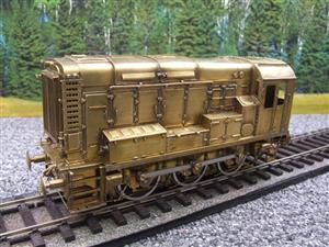 Sancheng Finescale Brass O Gauge 08 Shunter Diesel Loco Electric 2 Rail image 4