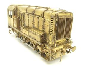 Sancheng Finescale Brass O Gauge 08 Shunter Diesel Loco Electric 2 Rail image 6
