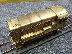 Sancheng Finescale Brass O Gauge 08 Shunter Diesel Loco Electric 2 Rail image 7
